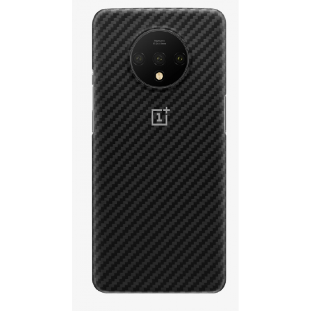 OnePlus 7T Protective Case Karbon