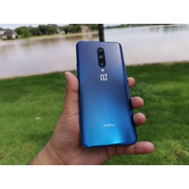 ONEPLUS 7 PRO 8GB + 256 GB NEBULA BLUE ( WARRANTY 12 MONTH)