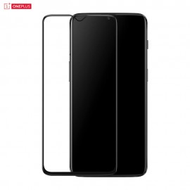 OnePlus 6T 3D Tempered Glass Screen Protector Black